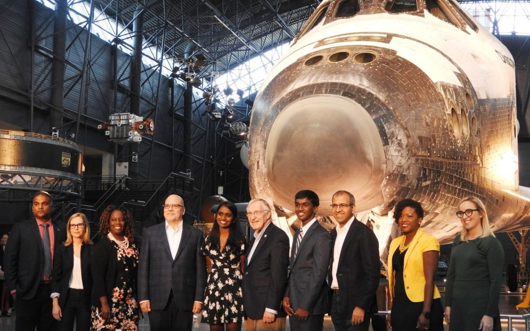 Fairfax County Times – Udvar Hazy Artificial Intelligence summit attracts 300 students