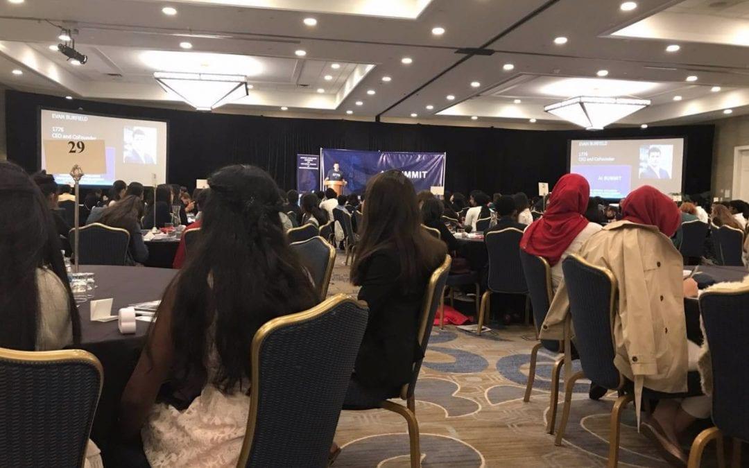 tjToday – Senior Kavya Kopparapu hosts an Artificial Intelligence Summit for students nationwide